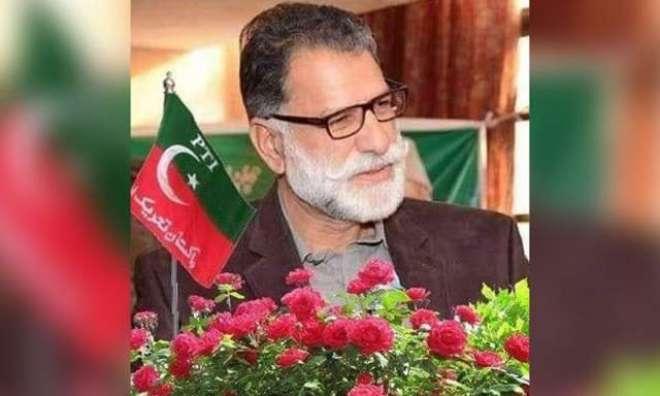 وزیراعظم آزاد کشمیرعبدالقیوم نیازی نے اپنے انتخاب سے متعلق استخارے ..