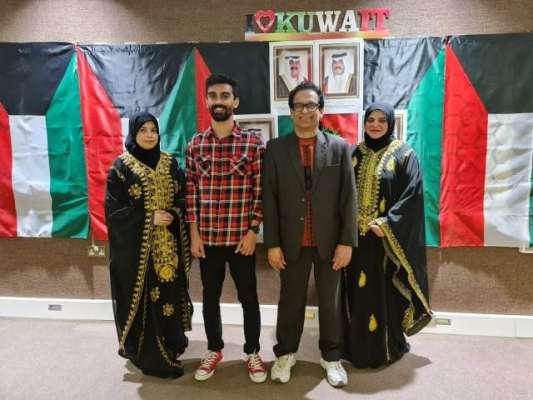ریڈیو کویت اردو سروس کی جانب سے کویت کے یوم آزادی اور یوم تحریر کی ..