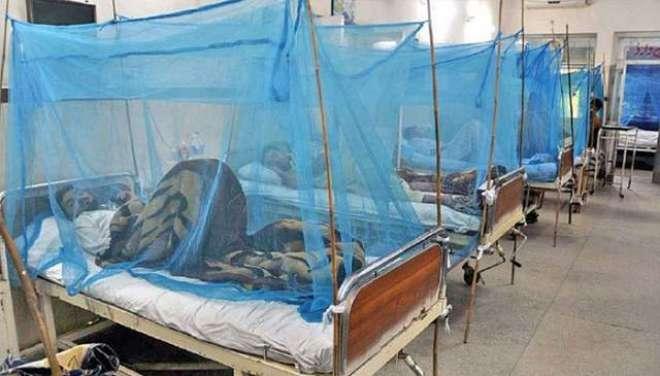 پشاور کے ہسپتالوں میں کورونا کے  359،ڈینگی  کے 23مریض زیر علاج ہیں ، ترجمان