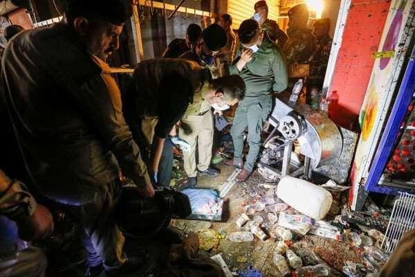 عراق میں عید کی شاپنگ کے دوران بازار میں خودکش حملہ، 35 افراد جاں بحق، ..