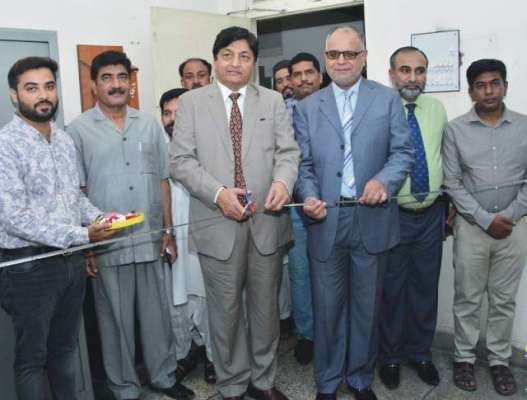 زرعی یونیورسٹی فیصل آباد میں پنشنرز کو ون ونڈو کے ذریعے سہولیات فراہم ..