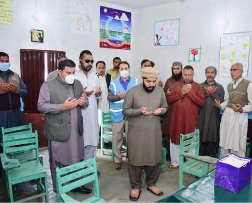 جہلم مسلم ہینڈز آرگنائزیشن کے تعاون سے سکول میں تیار کیے گئے نئے کمرے ..