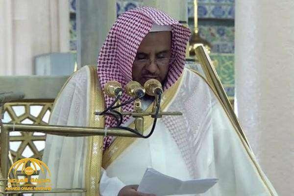 مسجد نبوی کے امام شیخ حسین بن عبدالعزیز انتقال کر گئے