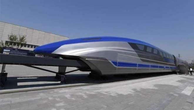 چین نے دنیا کی تیز ترین ٹرین چلادی، رفتار 600 کلومیٹر فی گھنٹہ
