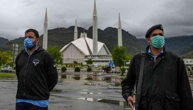 اسلام آباد میں کورونا مثبت کیسزکی شرح ایک فیصد تک پہنچ گئی
