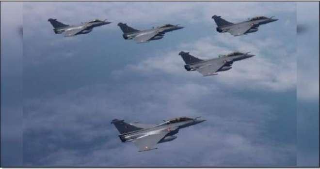 فرانس کا بھارت کے بعد اسلامی ملک کو بھی رافیل جنگی طیارے فروخت کرنے ..
