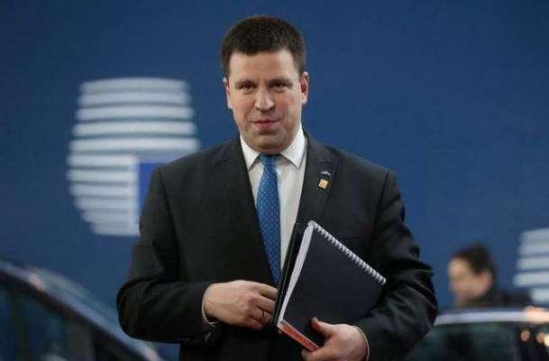 کرپشن کی تحقیقات ہونے پر ایسٹونیا کے وزیراعظم نے استعفی دے دیا