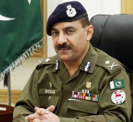 سی سی پی او لاہور غلام محمود ڈوگر کے حکم پر شہری کا پلاٹ واگذار