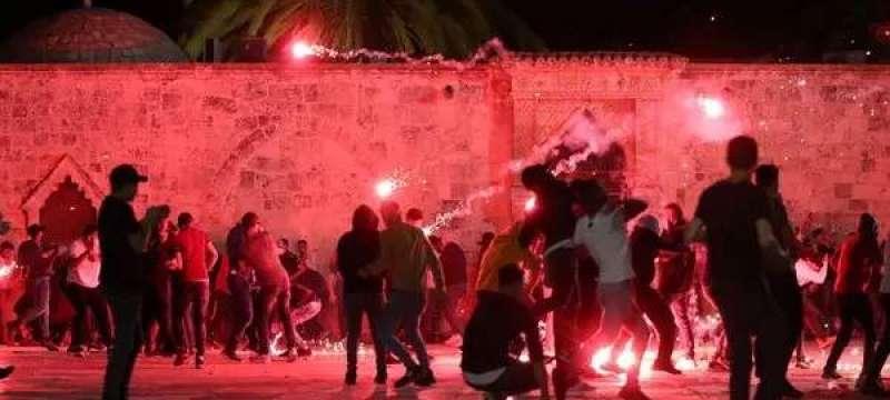 مصر کا اسرائیل سے رابطہ، القدس میں ..