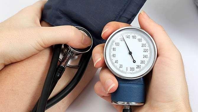 High Blood Pressure Ki Soorat Main