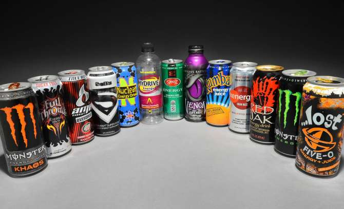 Energy Drinks - Article No. 763