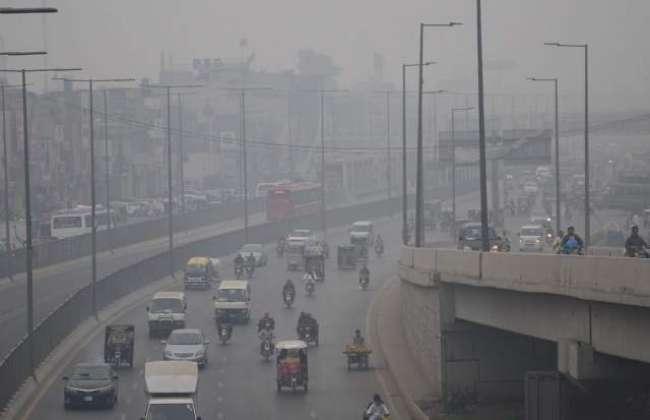 Smog Fazai Aloodgi Ki Khatarnaak Qisam