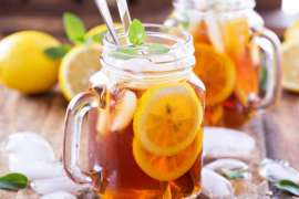 Iced Tea Ki Afadiyat