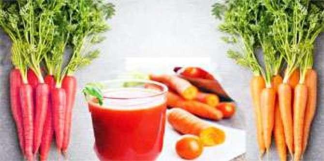 Carrot - Vitamen A Ka Zakheera