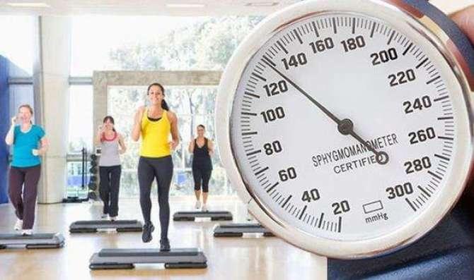 Yoga Or High Blood Pressure - Article No. 1661