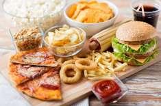 Fast Foods Amraz Kalab Ki Sharah Main Izafe Ki Wajah