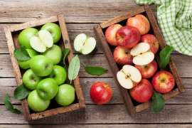Green Appe - Red Apple