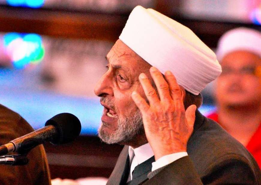 Professor Dr Sheikh Wahba Al Zehli Inteqal Kar Gaye