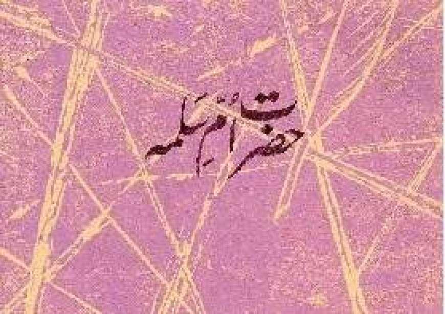 Umm ul Momineen Syeda Umm e Salma ra