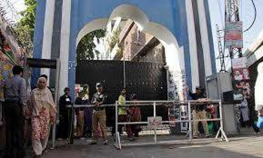 Imam Bargha Karbala Gamy Shah