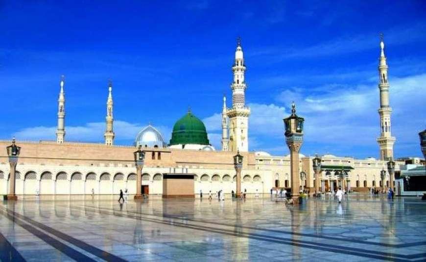Masjid e nabawi ki tameer ka faisla