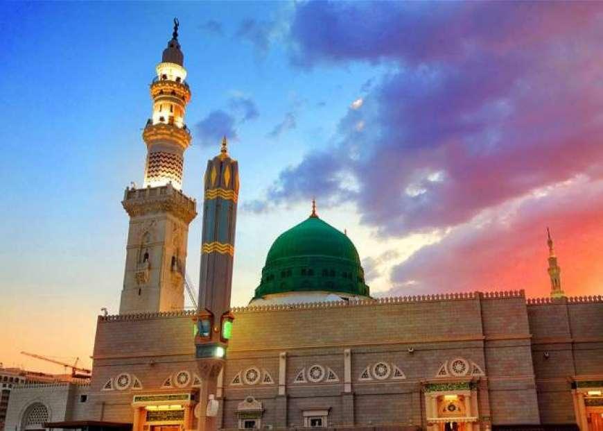 Masjid e Nabwi SAW K Do Hairat Angeez Waqiyat