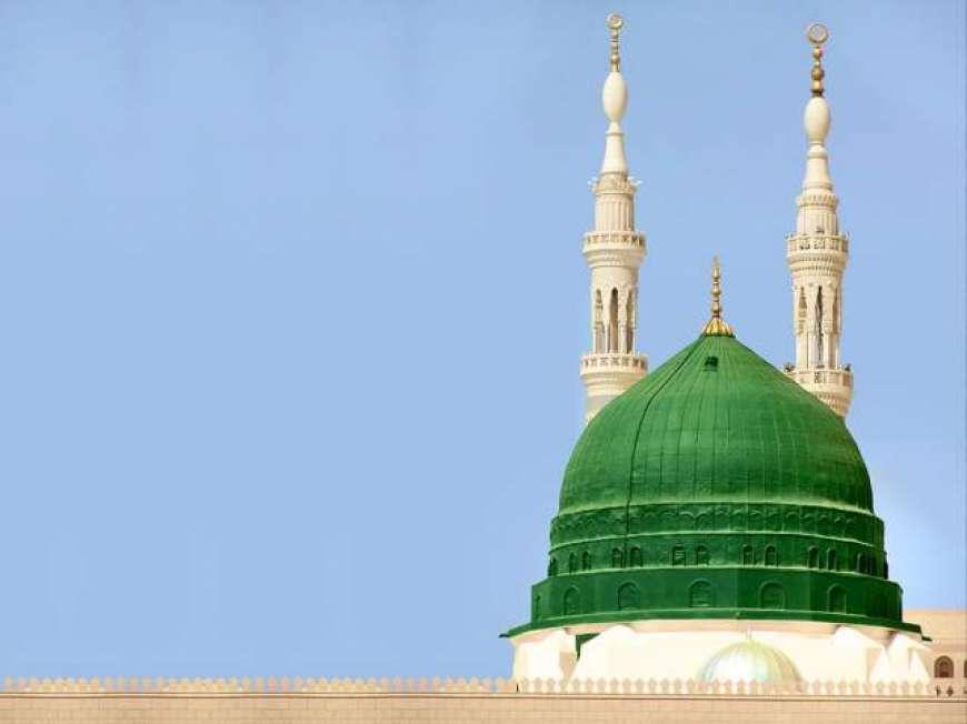 masjid sukoon o rahat ka markaz