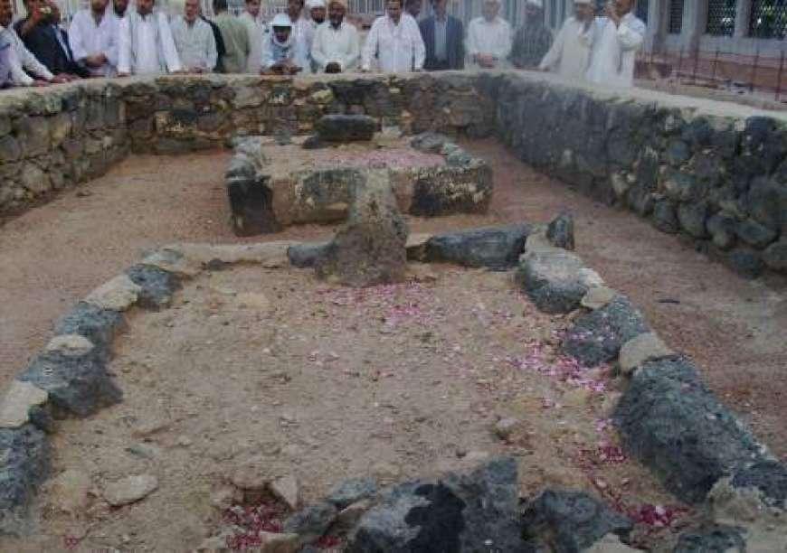 Hazrat Fatima Bint e Asad RA