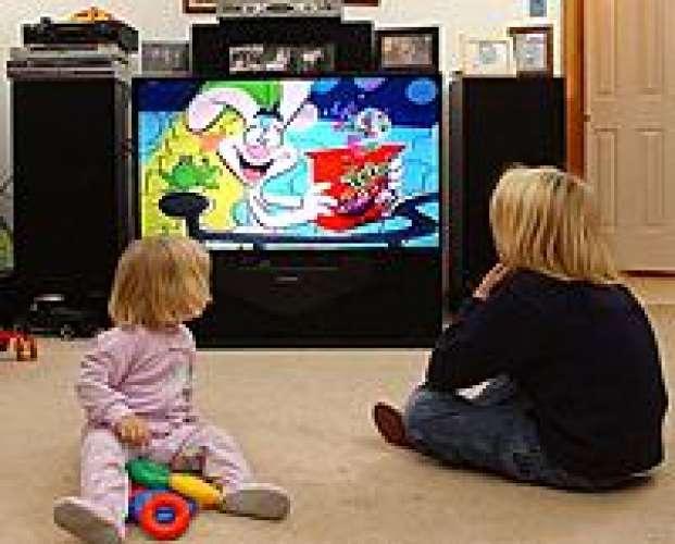 Television bachoon k liye nuqsaandeh ho sakta hai