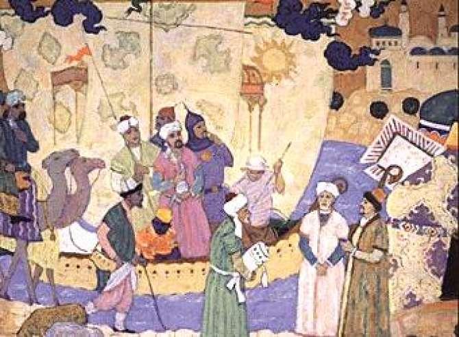 Ibn e Fuzlan Ka Safar nama