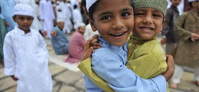 Muslim Dunya Eid Aur Bachay