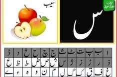 Urdu Haroof E Tahaji