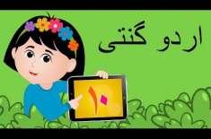 Ek Do Teen Char Urdu Ginti