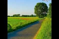 Khushi, Bharat K North Area Main Ek Khubsurat Aur Saaf Suthra Gaon Tha...