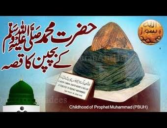Hazrat Mohammad (SAW) Ke Bachpan Ka Qissa
