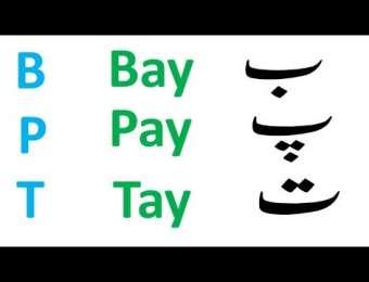 Easy Way to Learn Urdu Alphabets
