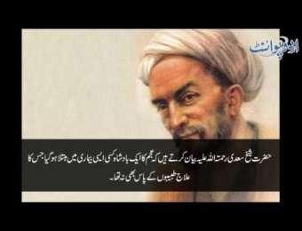 Ek Badshah Ki Kahani - Sheikh Saadi
