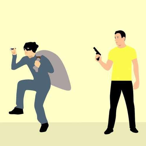 Aik Police Wala Or Aik Chor