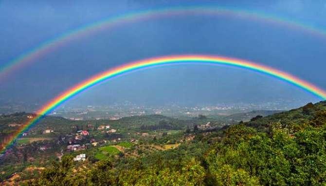 Rainbow Kiya Hai
