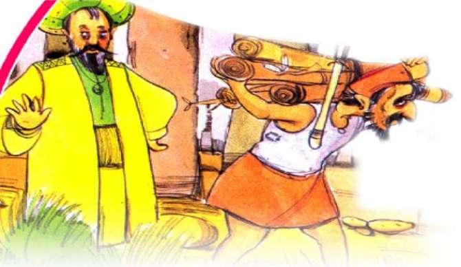 Hatim Tai Aur Ghareeb Lakarhara
