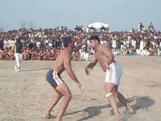 Kabaddi Match Conference