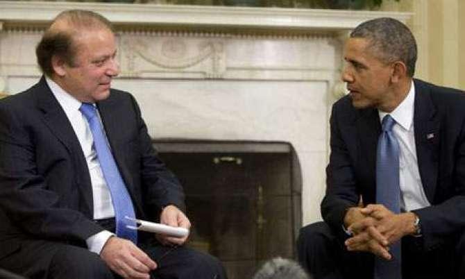 Mukalma Obama Or Nawaz Sharif K Darmyan
