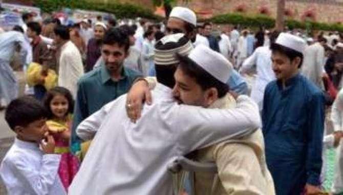Karachi Me Doo Eid