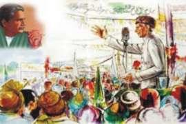 Siyasatdaanoon Ki Kharmastiyaan