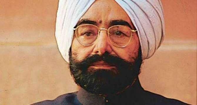 Zel Singh Or Mundarja Zel Singh
