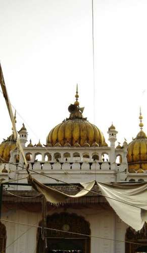 Golden Masjid