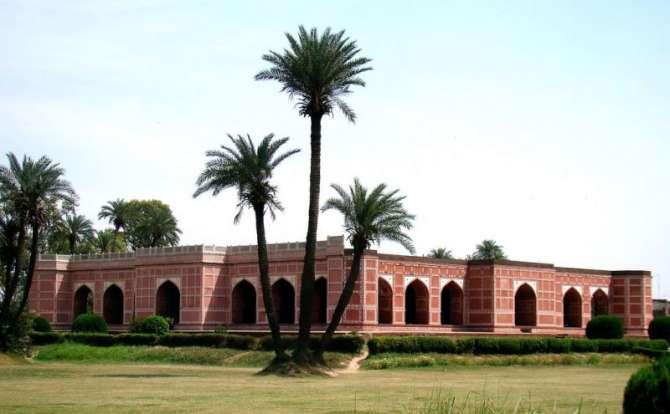 Noor Jehan's Tomb
