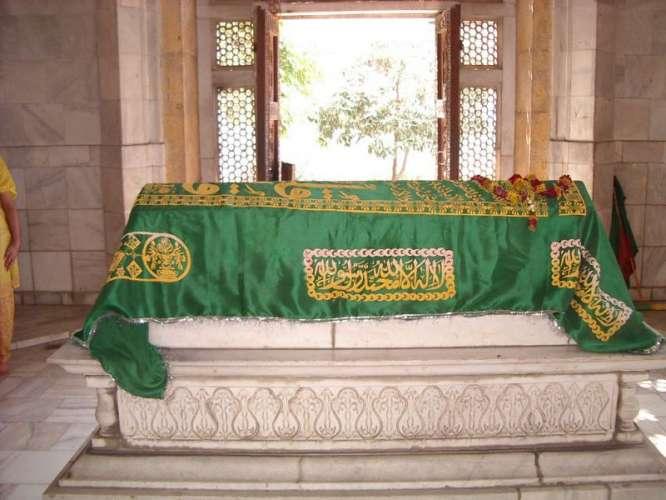 Qutb-ud-Din Aibak Tomb