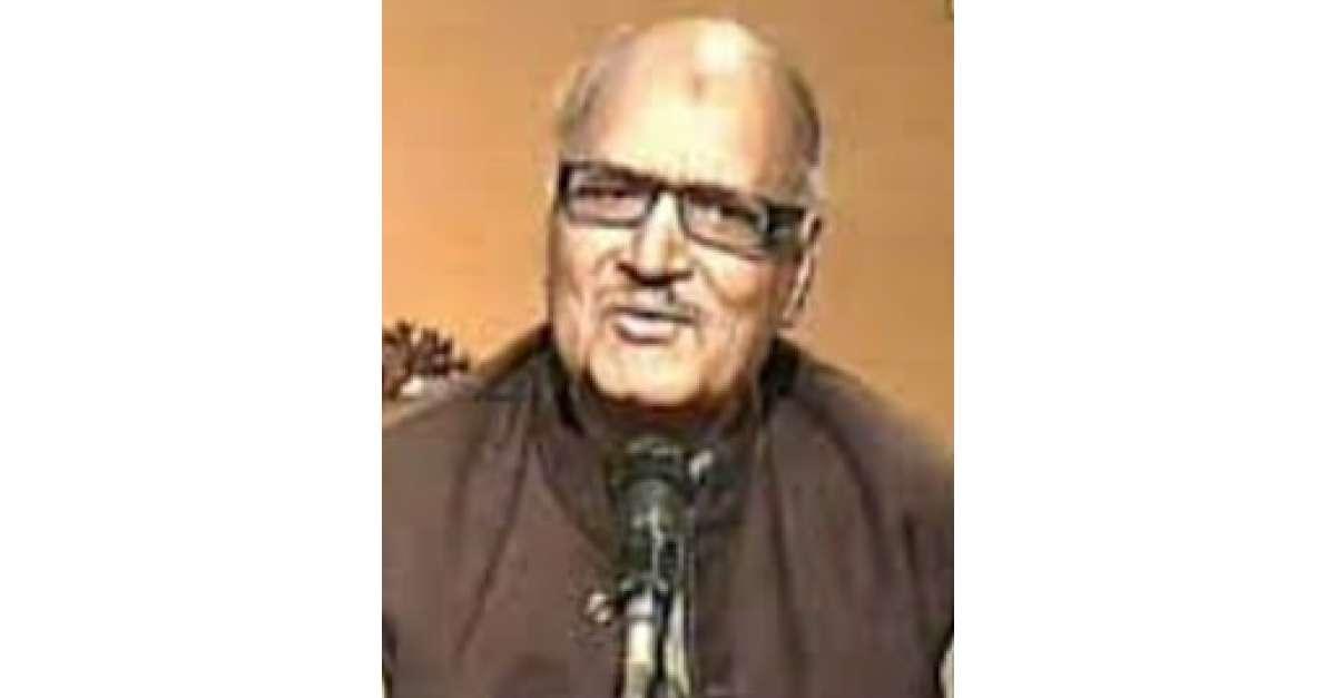Naqash E Khayal Tere Nishaan Ke Ilawah Hai - Zafar Iqbal Poetry