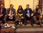 A Group Photo After Mushaira In Sydney Photo Gallery